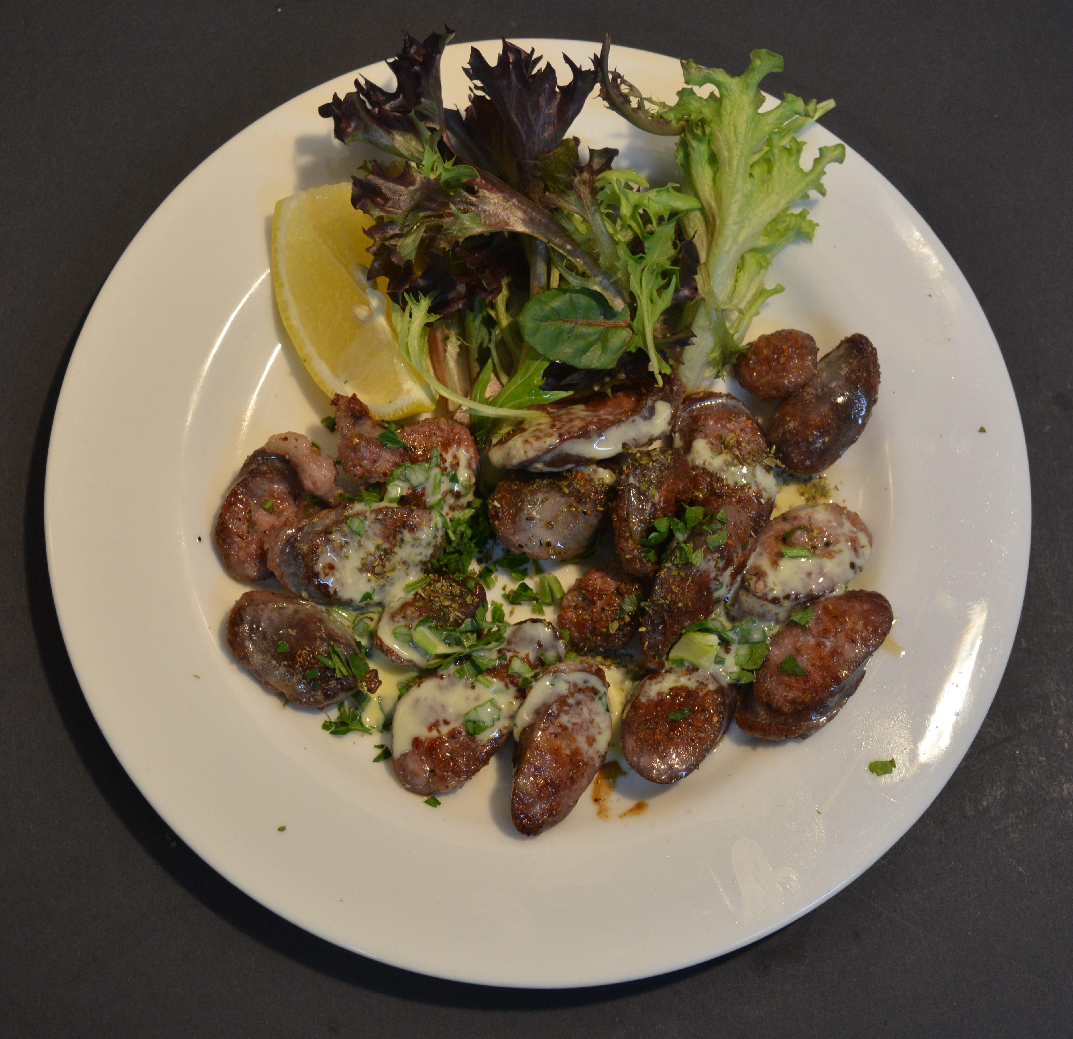 Grilled Sausage (Loukaniko)