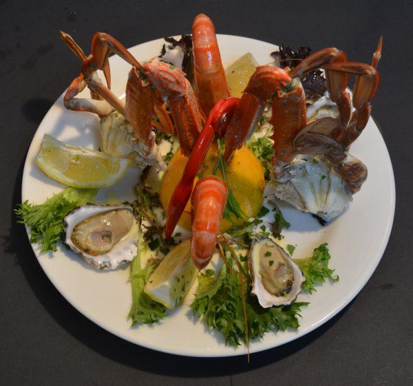 sea foot plate