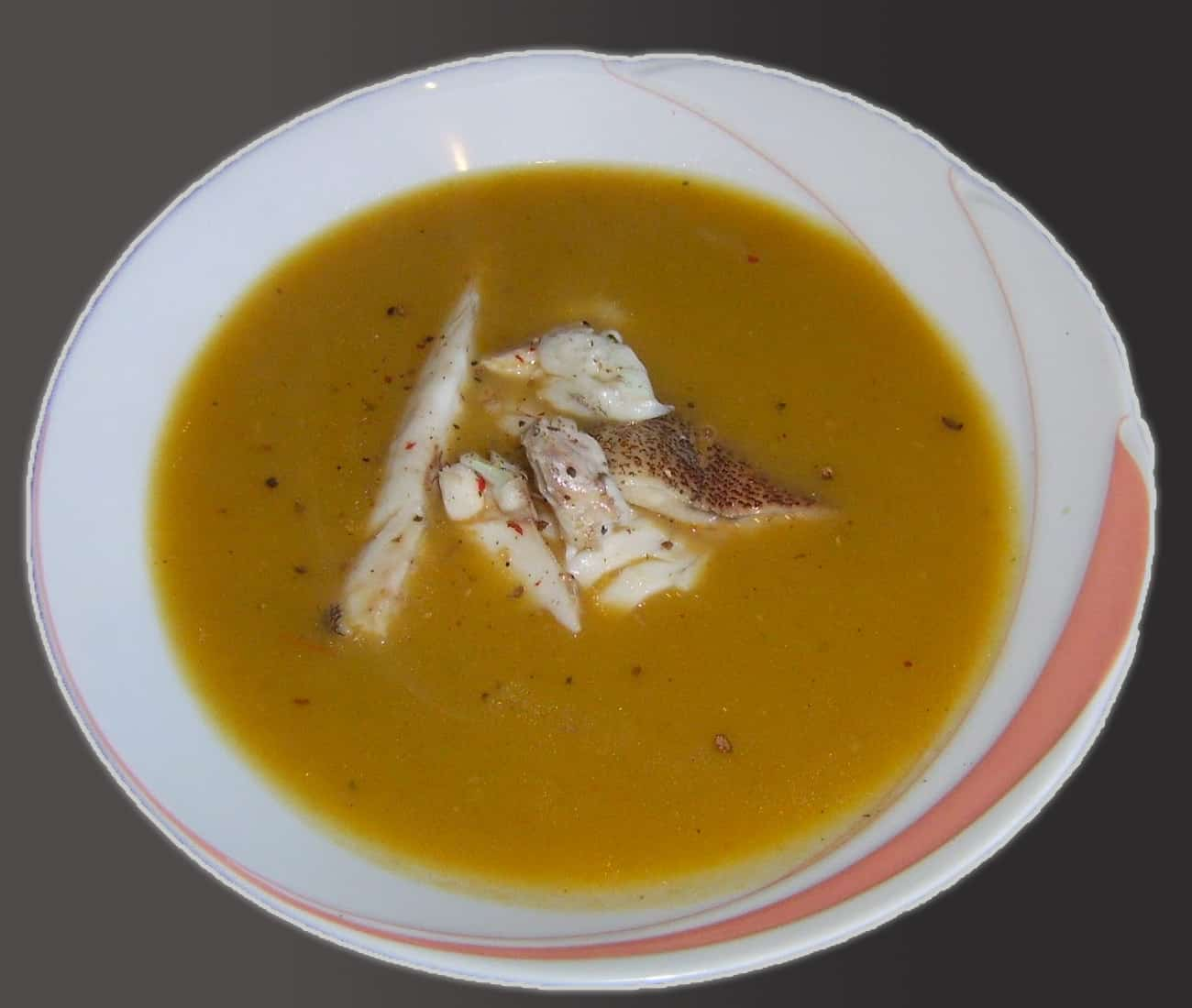 Psarosoupa - Fish Soup